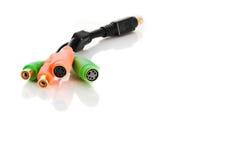 Audio Cables Stock Photos