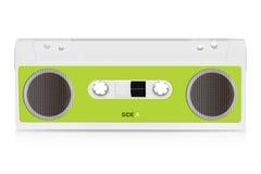 Audio casette Stock Photo