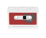 Audio casette Royalty Free Stock Photos