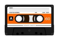 Audio Casette Royalty Free Stock Photo