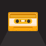 Audio cassetta d'annata Immagine Stock
