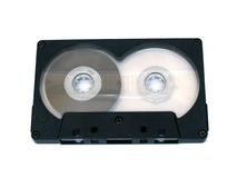 Audio cassette Stock Images