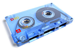 Audio cassette Royalty Free Stock Photos
