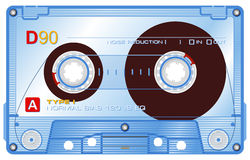 Audio cassette Stock Images