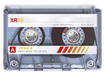 Audio cassette Stock Photography