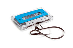 Audio Cassette Stock Photography