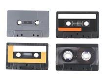 Audio cassette Royalty Free Stock Photo