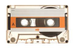 Audio cassette Stock Afbeelding