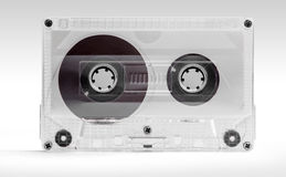Audio cassette. Stock Images