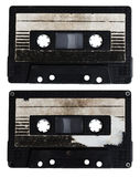 Audio cassette isolated Royalty Free Stock Images