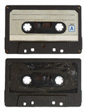 Audio cassette isolated Stock Image