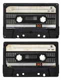 Audio cassette isolated Royalty Free Stock Photography