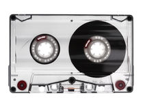 Audio cassette isolated Stock Photos