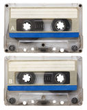 Audio cassette isolated Stock Photo