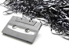 Audio cassette Royalty Free Stock Image