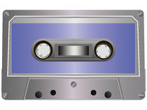 Audio cassette Royalty Free Stock Photo