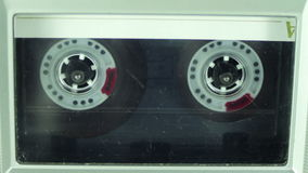 Audio Cassette Player stock footage