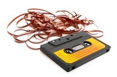 Audio Cassette Tape Royalty Free Stock Photos