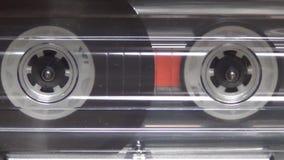 Audio cassette tape stock video