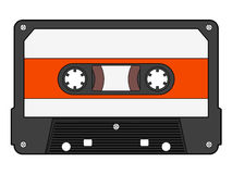 Audio cassette Stock Image