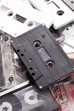 Audio cassettes Stock Images