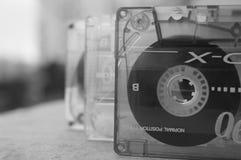 Audio cassettes Royalty Free Stock Image