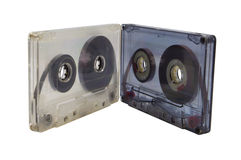 Audio Cassettes Royalty Free Stock Images