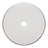Audio CD. Isolated over a white background Royalty Free Stock Images