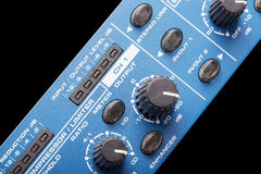 Audio compressor Royalty Free Stock Images