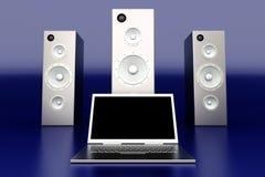 audio cyfrowy Zdjęcie Stock