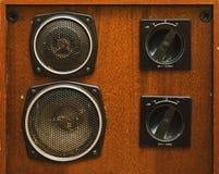 Audio de vintage Photographie stock
