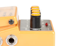 Audio distortion device Stock Photography