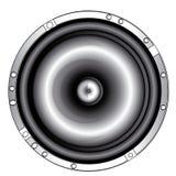Audio driver Fotografie Stock Libere da Diritti