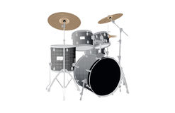 Audio - drums Royalty Free Stock Photos