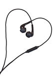 Audio Earphones In Shape Of Heart