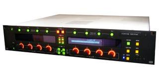 audio effects rack στοκ εικόνες με δικαίωμα ελεύθερης χρήσης