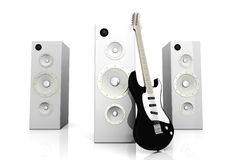 Audio Entertainment Stock Images