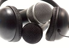 Audio Equipment Stock Photo