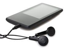 Audio giocatore Immagini Stock