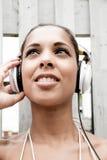 Audio gioia Fotografie Stock Libere da Diritti
