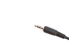 Audio Jack Plug Royalty Free Stock Photo