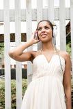 Audio joy Stock Image