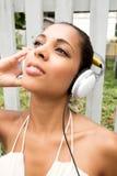 Audio joy Royalty Free Stock Photo