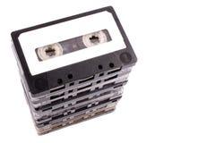 Audio K7 pile Stock Photos