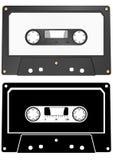 Audio kaseta Obraz Stock
