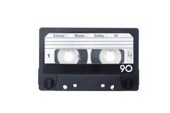 Audio kaseta Zdjęcia Royalty Free