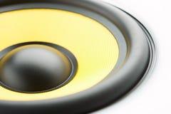 Audio mówca obrazy royalty free