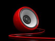 audio mówca ilustracji