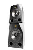 Audio mówcy Obrazy Stock