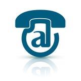 Audio-messagerie Stock Foto's